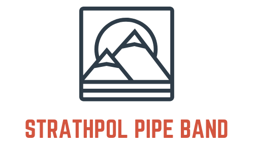 Strathpol Pipe Band logo