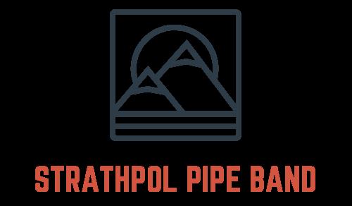 Strathpol Pipe Band logo